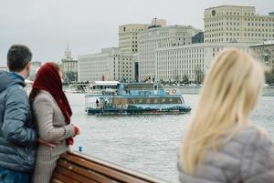 Как прошёл первый парад пассажирских теплоходов в Москве