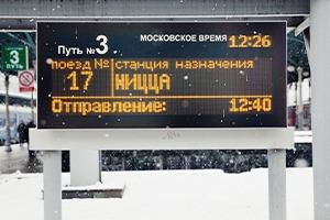 Люди в городе: Кто ездит в Европу на поезде?