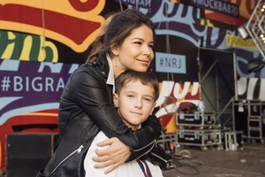Как Катя Кириллова организует крупнейшие городские события и воспитывает сына
