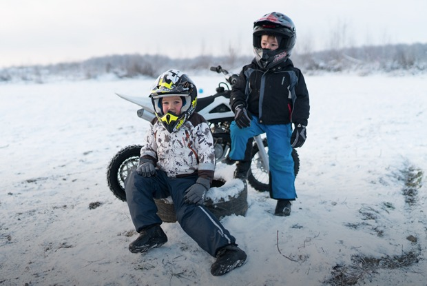 Мотодетки: Маленькие мотоциклисты и их родители — о том, зачем ребёнку гонки