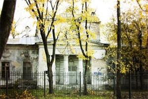В зоне риска: Египетский павильон и Померанцева оранжерея в Кузьминках