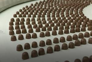 Как делают шоколад и конфеты