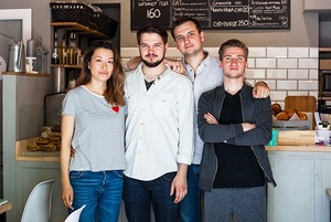 Pie Family: Семейный бизнес  с нуля во Владивостоке