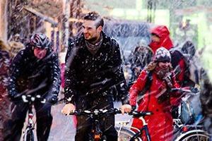 Консультант мэрии финского Оулу — о зимнем велодвижении