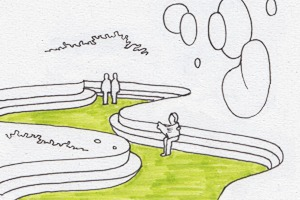 Идеи для города: Парк на месте свалки в Тяньцзине
