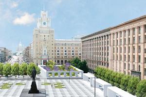 Как будет выглядеть Триумфальная площадь: Три концепции финалистов