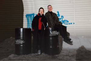 Как прошла первая вечеринка The Village в Екатеринбурге