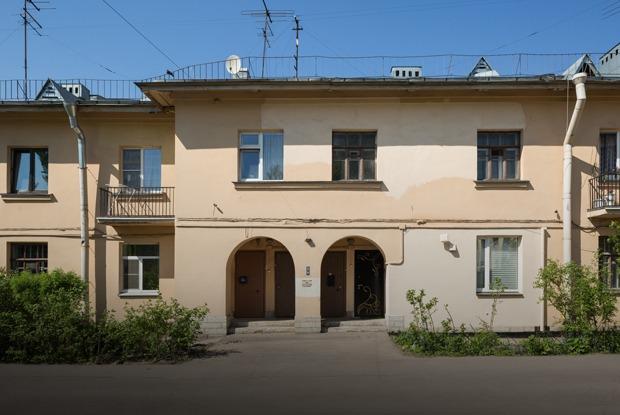 Я живу в Палевском жилмассиве (Петербург)