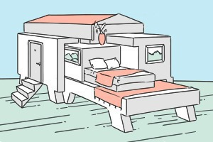 Миллионер в однушке: Александра Шевелева о микроквартирах