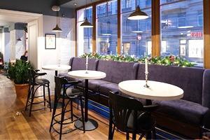 Новое место: Ресторан Kroo Cafe