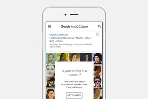 Обмануть Google: Как сравнить свое селфи с портретами в музеях