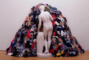 «Венера тряпичная»: Как смотреть выставку арте повера в Эрмитаже
