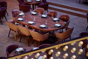 Фуд-корт LavkaLavkа, кафе «Зелёная собака», званые ужины в Saxon + Parole