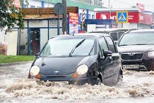 Наводнения в регионах в снимках и видео Instagram