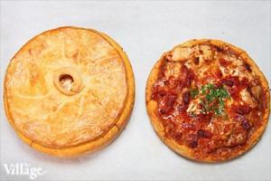 Рецепты шефов: Пирог из фермерской курицы