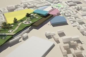 Перестройка: 4 студенческих проекта площади Восстания