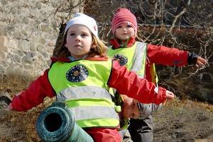 Иностранный опыт: Чем занимаются малыши в детских садах Осло, Брюсселя, Парижа и Цуга