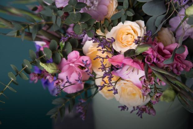 Сколько стоит букет цветов?