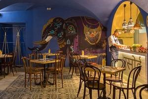 Пряности и радости: Bombay Cafe в «Голицын-лофте»
