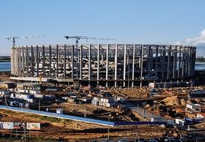 Как сейчас выглядит «Стадион Нижний Новгород»