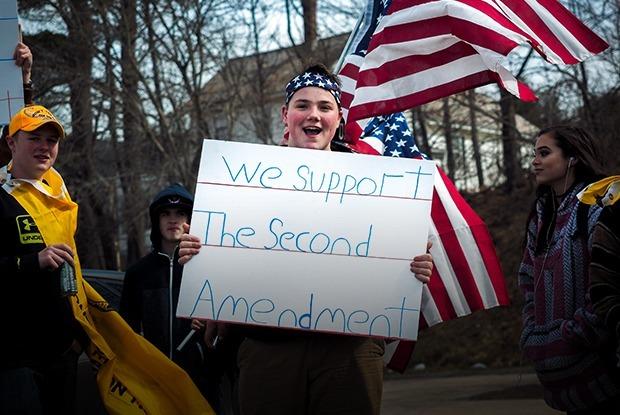 Как я принимал участие в акции протеста в США