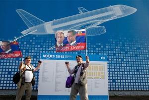 «Местами задор переходил в угар»: Анастасия Дагаева — о Путине с топором и повестке МАКС-2015