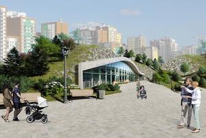 Как будет выглядеть большой парк-комьюнити в Академическом