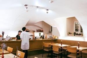 Кафе-бар Nhà в Столешниковом переулке