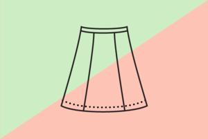Самая дорогая и дешёвая юбка в собственной линии Trends Brands