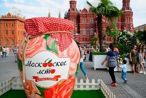 Как устроен фестиваль «Московское варенье»