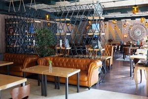 Рестораны «Mr. Ливанец» и MØS, пивной бар и магазин «Главпивмаг», коктейльный бар Dirty Blonde