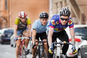 Люди в городе: Участники фестиваля «За велогород»