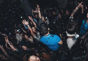 Positive Party: история легендарных вечеринок