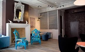 Новое место: кафе-кинозал Dome