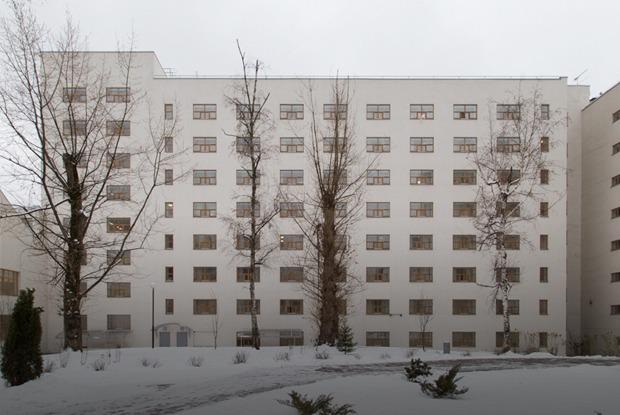 Я живу в доме-коммуне на улице Орджоникидзе