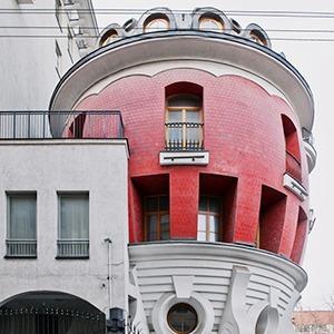 Почему дом-яйцо стал символом лужковской архитектуры