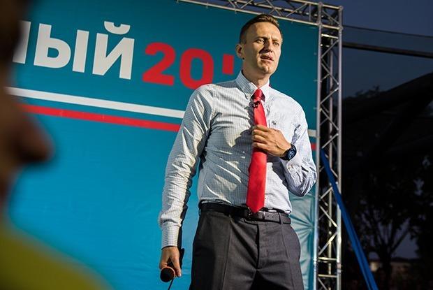 Встреча с Алексеем Навальным во Владивостоке