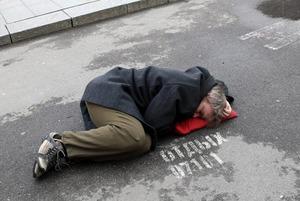 Художница Дарья Апахончич — о том, зачем она фотографирует отдыхающих мужчин