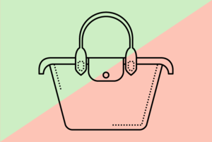 Самая дорогая и дешёвая сумка Longchamp