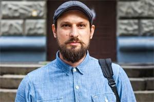 Внешний вид (Киев): Евгений Рыбковский, сооснователь магазина «Остров»