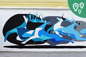 Как раскрасить улицы России