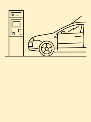Где паркуются москвичи?