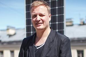 Внешний вид: Савелий Архипенко, креативный директор «Лофт Проекта Этажи»