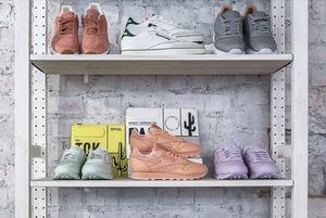 Самые модные кроссовки Москвы