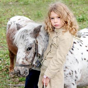 Майские с детьми: Шесть агроферм, где живут мини-пони, страусы, верблюды и ламы