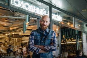 «Я не делаю рестораны для хипстоты»: Владимир Перельман — о гостях и бизнесе