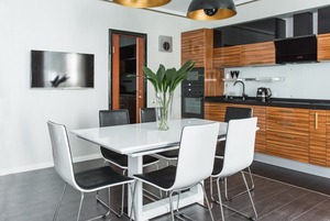 Трёхкомнатная квартира для большой семьи в Видном