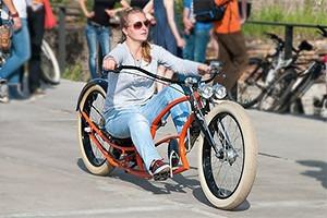 Фоторепортаж: Велопробег «За велогород»