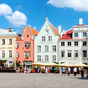 Три прогулочных маршрута по Таллину