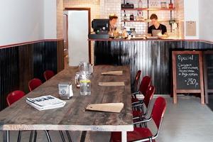 Новое место: Кафе Meatball Company — закрылось
